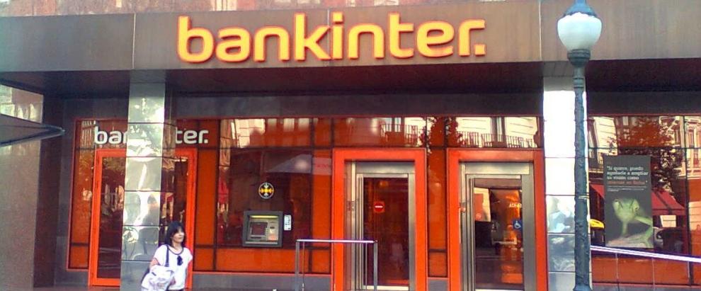 Fachada Bankinter